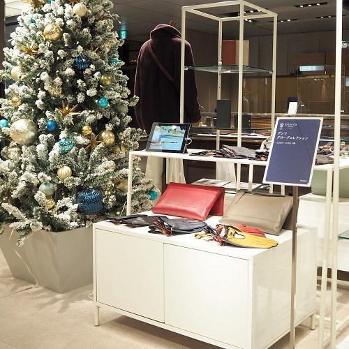 銀座・和光 本館4階「デンツ グローブコレクション」